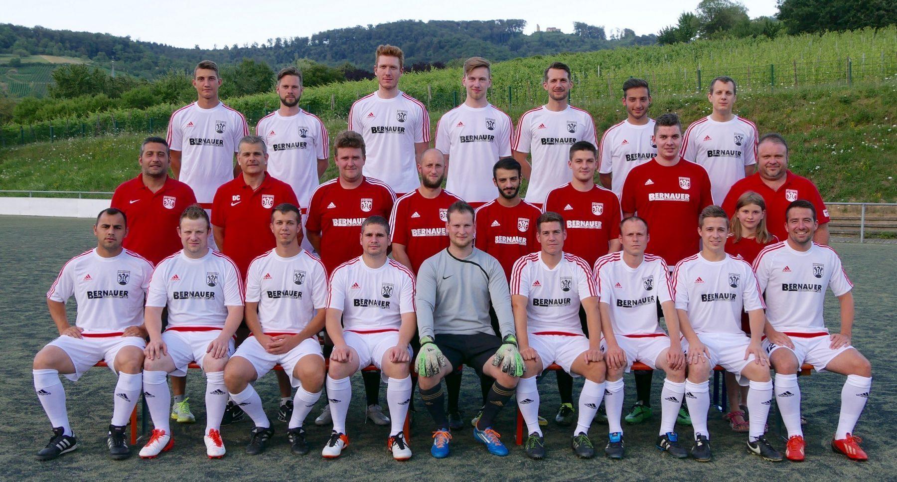 Aktive Mannschaft 16-17